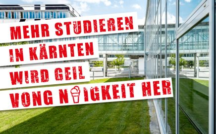 Mehr Studienangebote in Kärnten schaffen